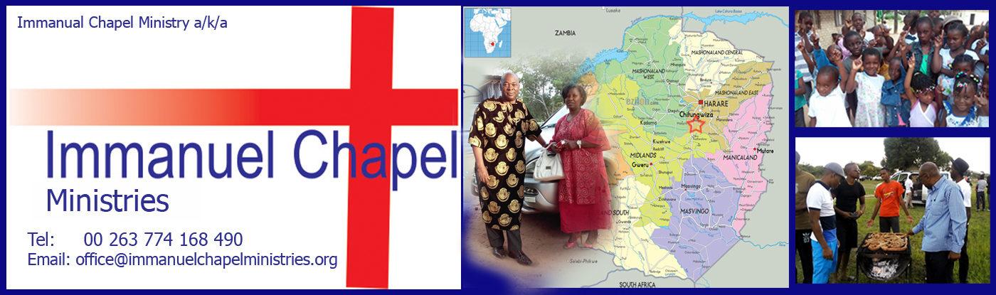 ICM: Immanuel Chapel Ministries